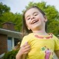 bonheur d'enfant